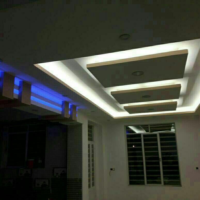 نمونه کار کناف سقف